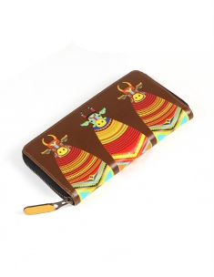 Nandi Full Zipper Wallet i
