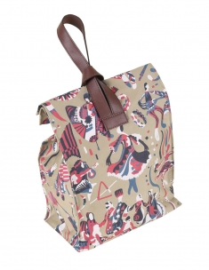 Folk Dance Lunch Bag