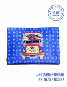 Truck iPad Mini Envelope
