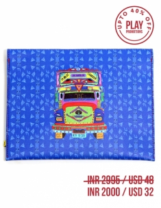 Truck iPad Envelope