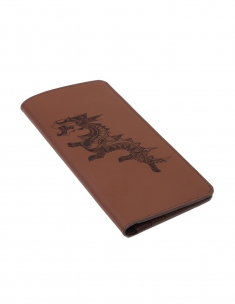 Dragon Leather Travel Case