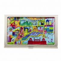 Purani Dilli Visiting Card Holder