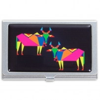 Gau Mata Visiting Card Holder