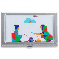 Chai Chado  Visiting Card Holder