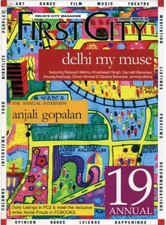 First City Delhi
