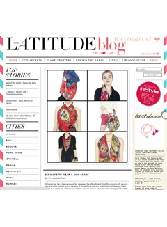 {Featured} SHOP LATITUDE Blog