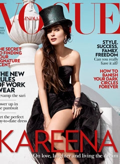 {Featured} VOGUE India