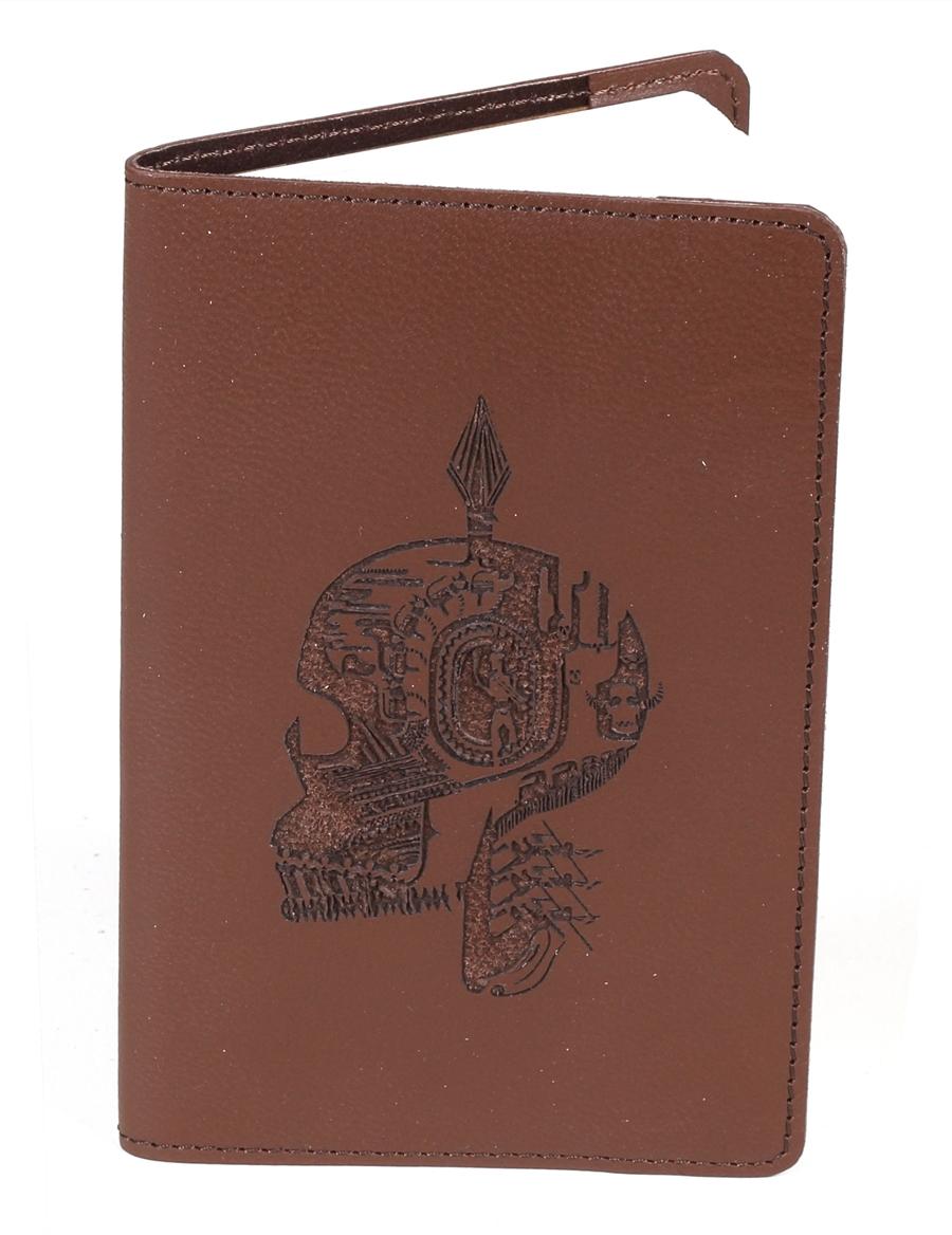 Skull Pocket Journal