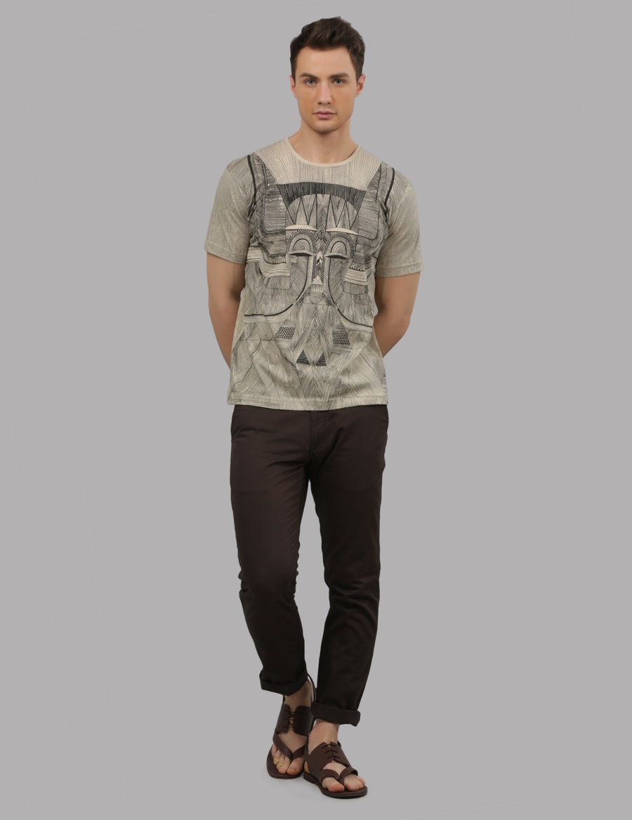 Tribal Mask Men's Tee