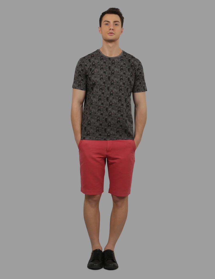 Tilak Allover Men's Tee