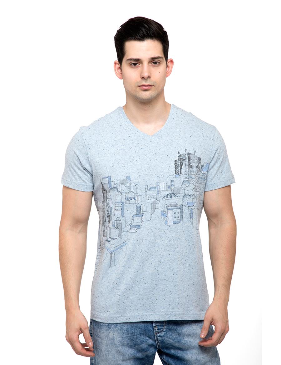 Gateway of India Men's Tee