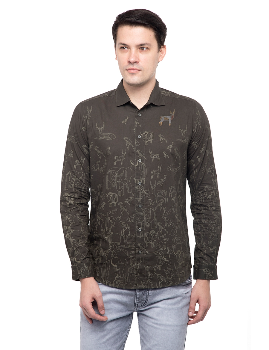 Jungle Men's Shirt