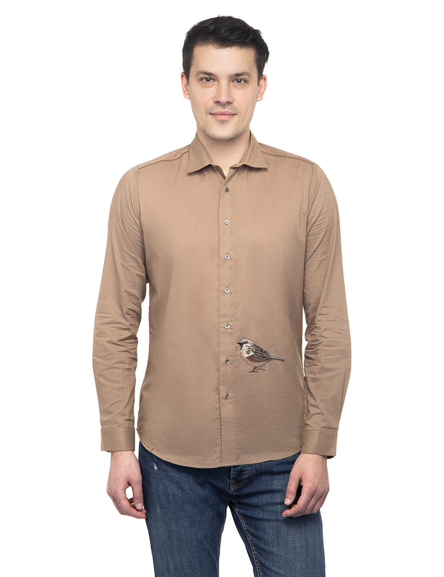 Sparrow Men's Shirt