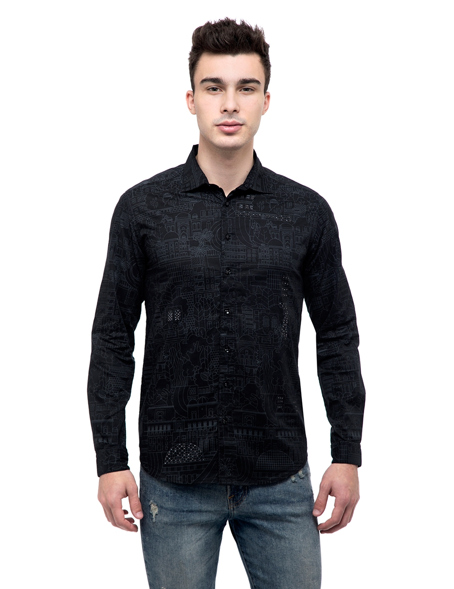 Street of Sufi Men's Shirt