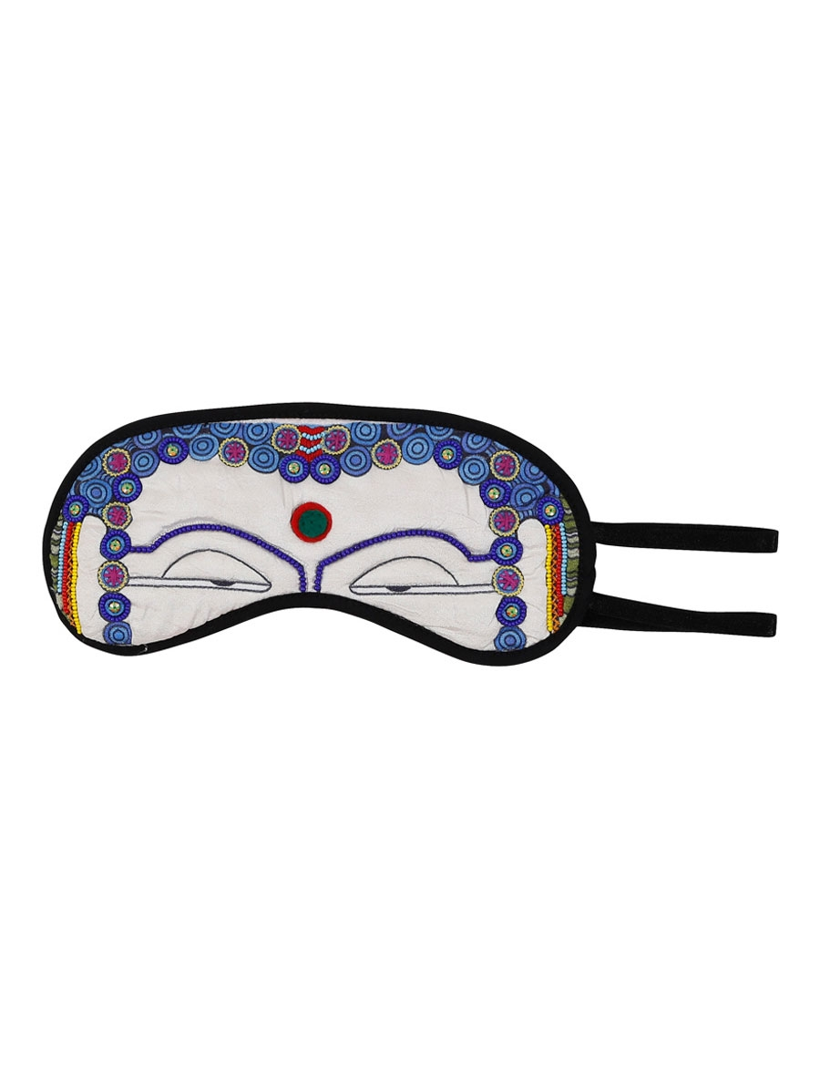 Buddha Silk Eye Mask
