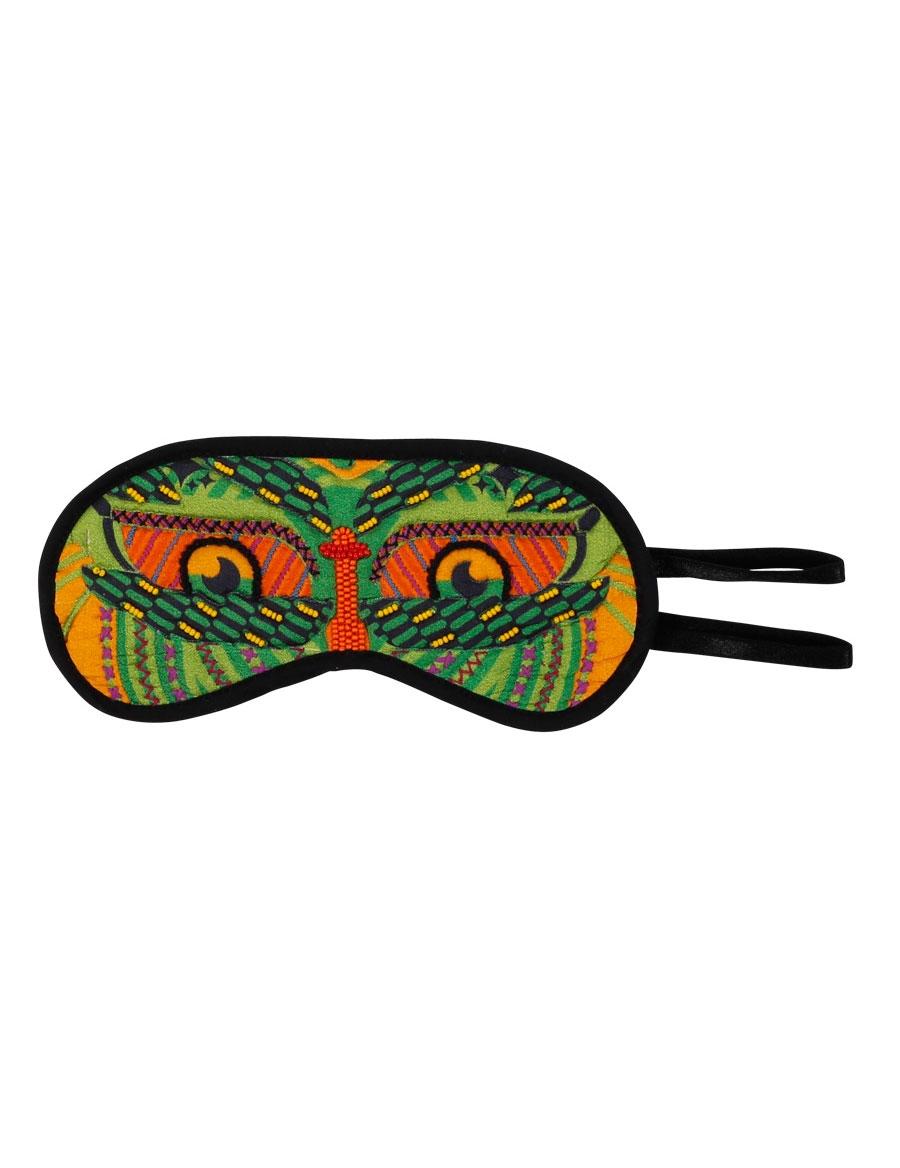 Kathakali Silk Eye Mask