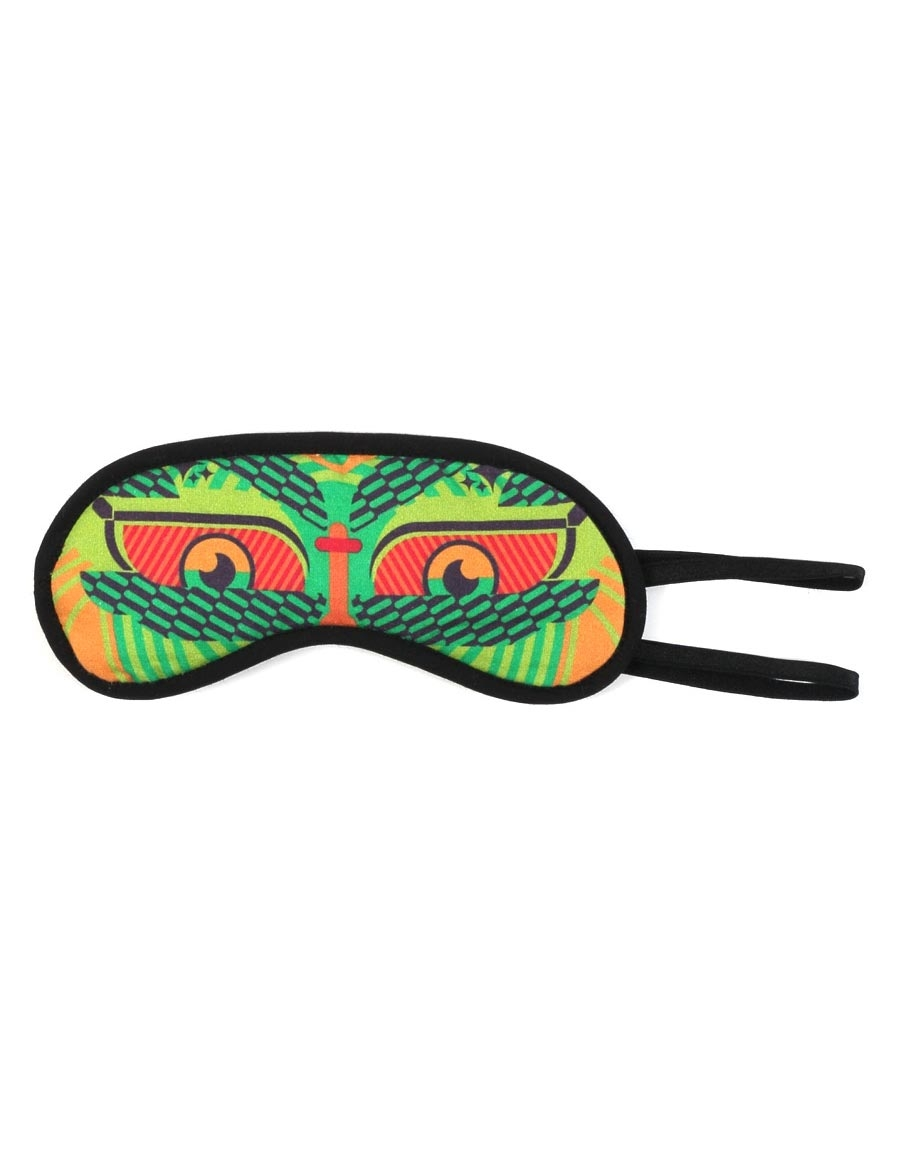 Kathakali Eye Mask