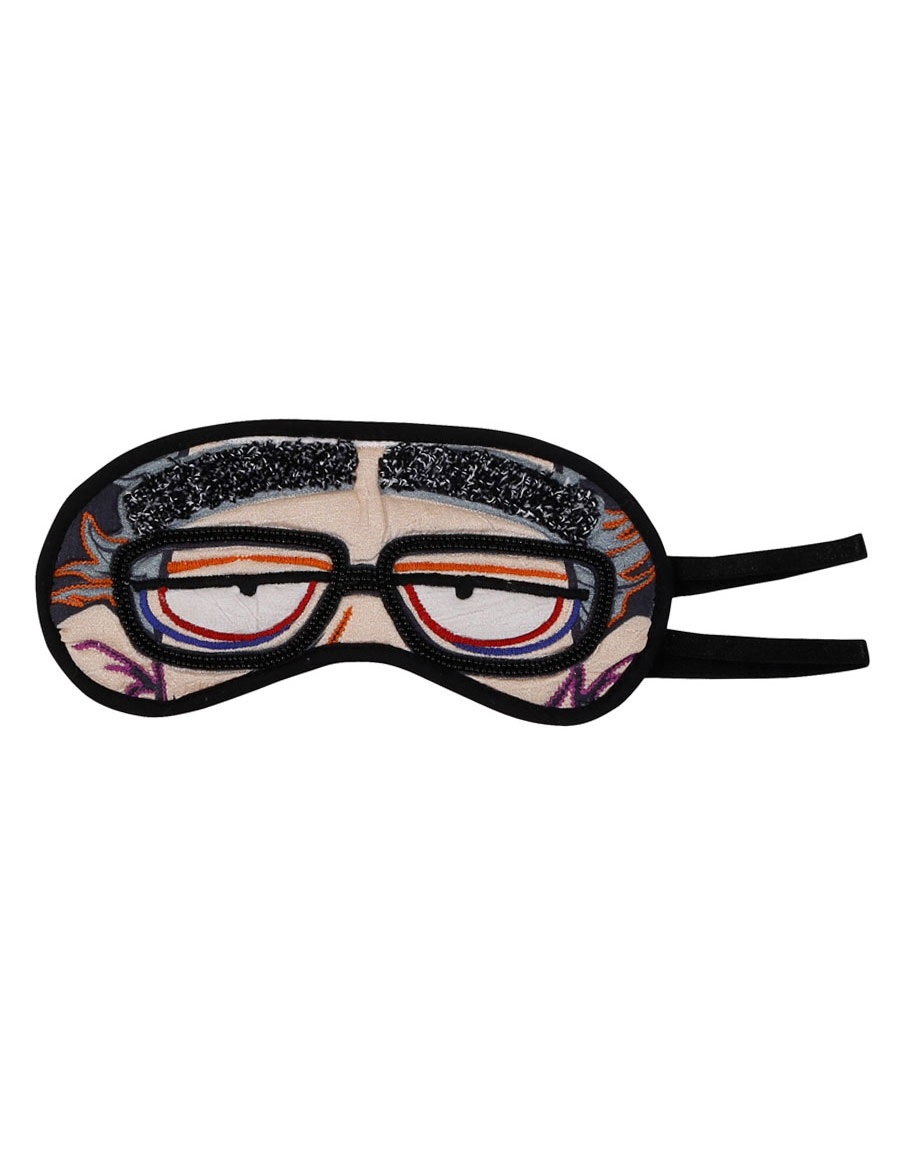 Chashmish Silk Eye Mask