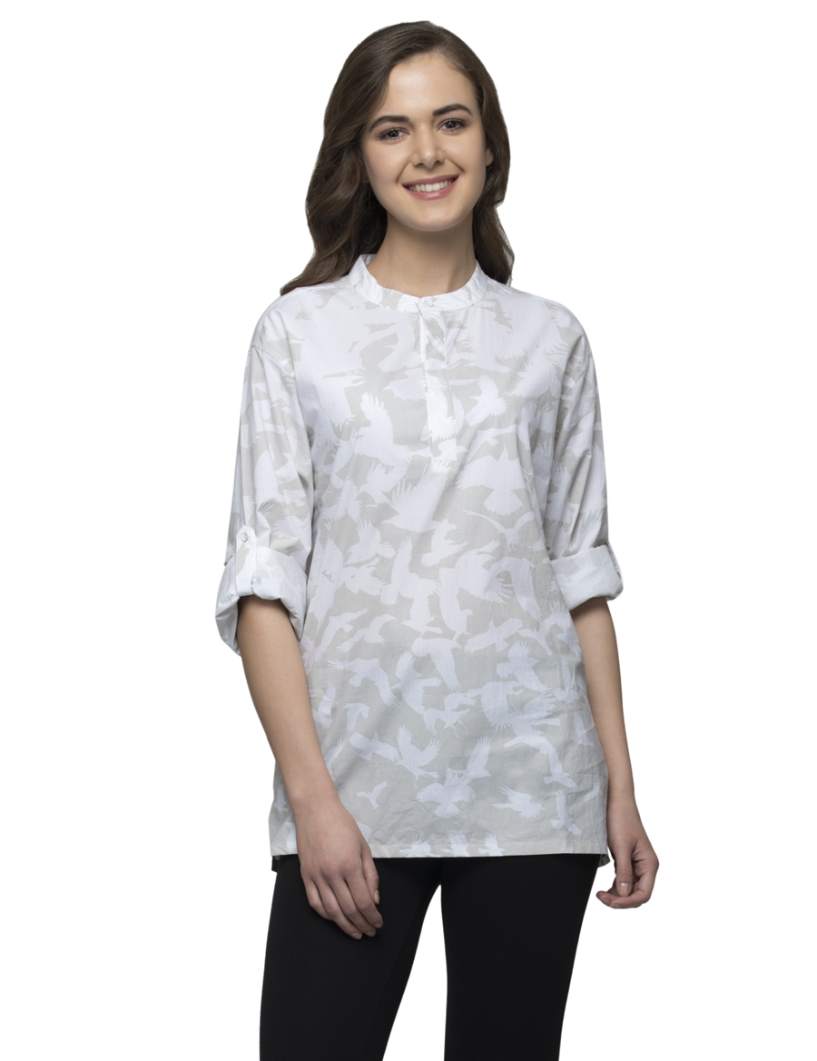 Avian Flight Short Kurta