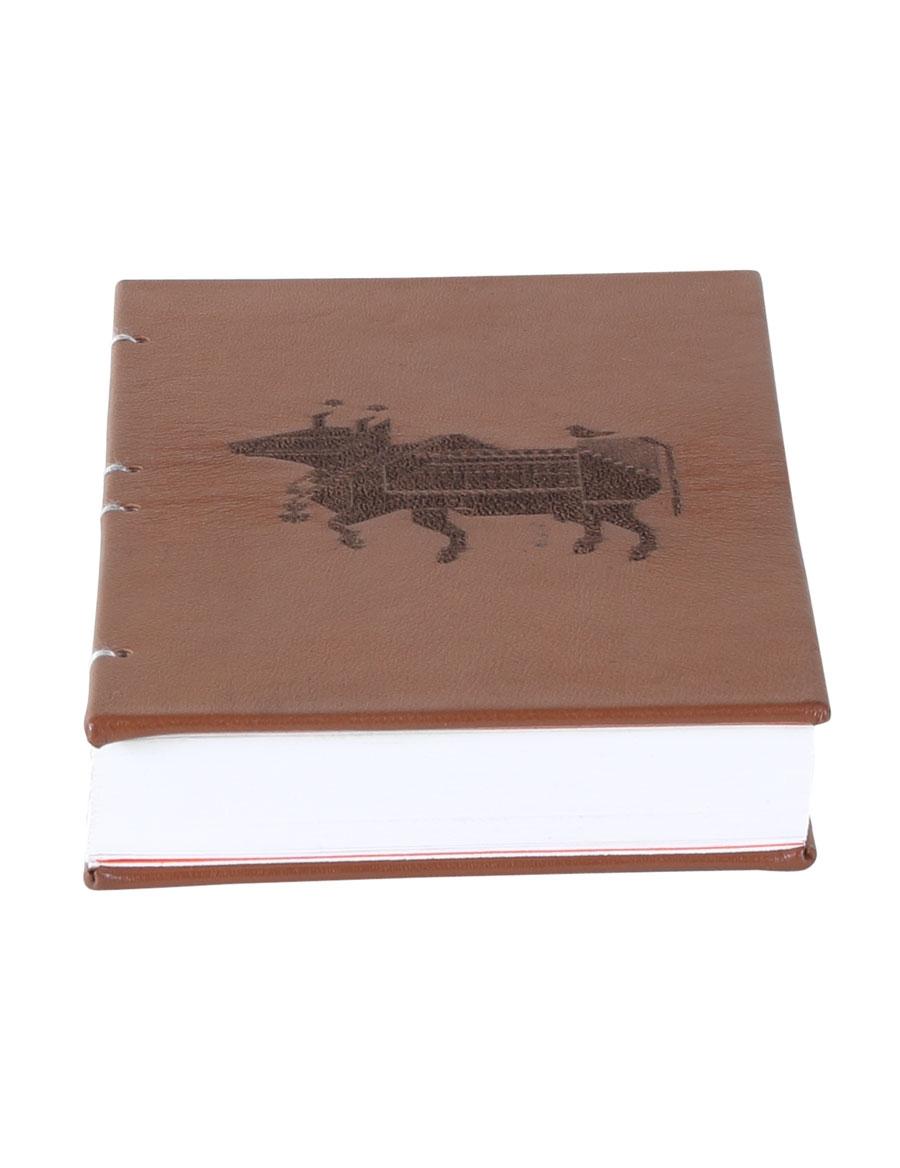 Dandy Cow Leather Bahikhata
