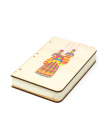 Kathputli Bahi Wood Journal