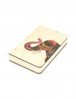 Royal Elephant Bahi Wood Journal
