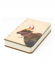 Cow Bahi Wood Journal