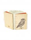 Owl Bahi Wood Journal