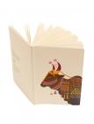 Royal Cow Journal Size A-5)