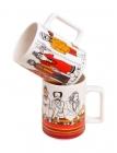 Sadhu-Ghat Chai Mug Set