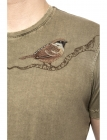 Sparrow Men's T Shirt