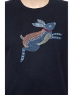 Folk Rabbit Men's Tee