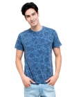 Floral Moath Men's Tee