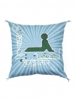 Bhujangasana Cushion Cover