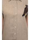 Myna Shirt Dress