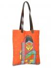 Konkani City Tote Bag