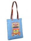 Truck City Tote Bag