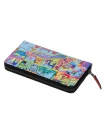 Purani Dilli Full Zipper Wallet