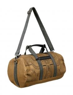 The Tribal Mask Duffel Bag