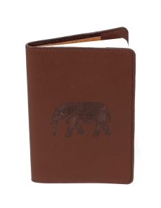 Dandy Elephant Pocket Journal