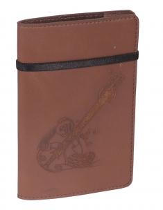 Sitar Pocket Journal
