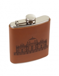 Streets of Sufi Hip Flask