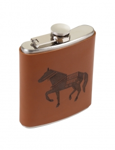 Dandy Horse Hip Flask