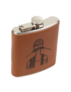 Muchhad Hip Flask