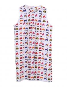 Pagdi Mini Kids Dress