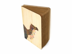 Royal Camel Wood Journal