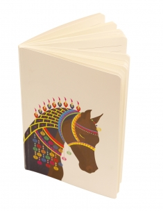 Royal Horse Journal (Size A-5)