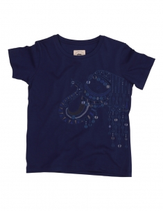 Royal Elephant Kids Tee