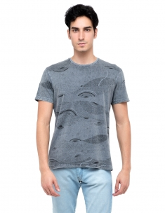 Dotted Eye Mens Tee