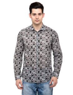 Tilak Allover Men's Shirt